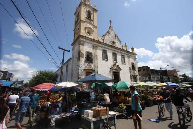Quatro igrejas históricas de Goiana estão fechadas ao público