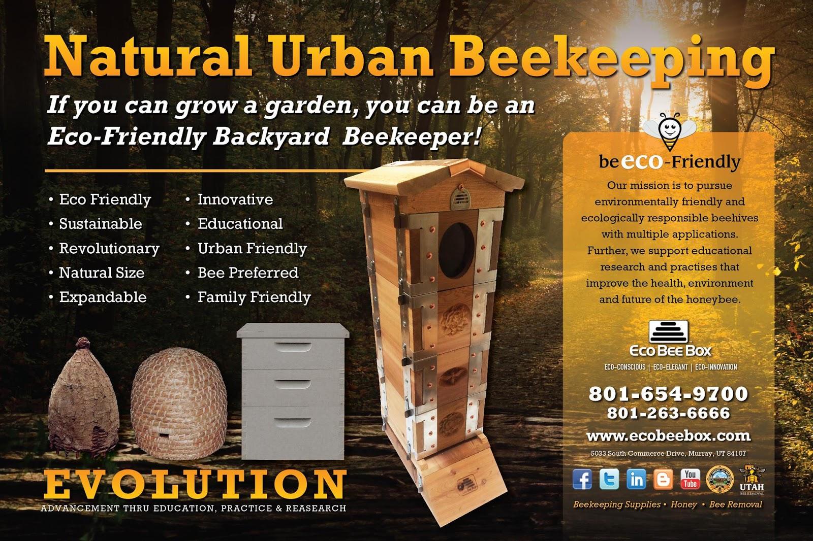 Urban Beekeeping With Honeybees