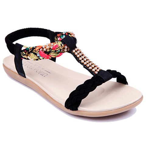 Adorable colorful sandals