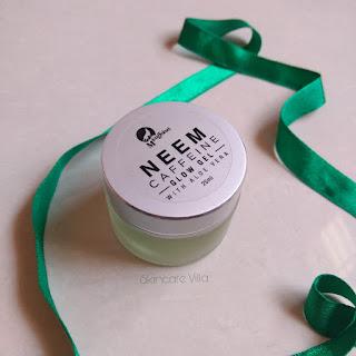 Mcaffeine Neem Caffeine Glow Gel Review