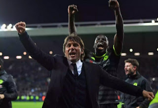 Chelsea Secures EPL title