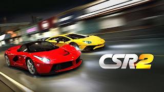 CSR Racing 2 mod apk offline