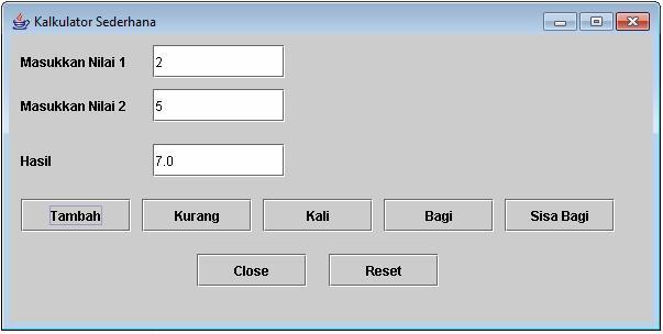 Membuat Kalkulator Sederhana Dengan ATMEGA