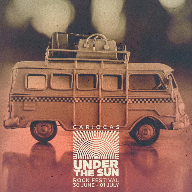 [News] Under the Sun Festival [30/6 & 1/7 @ Cariocas beach bar]