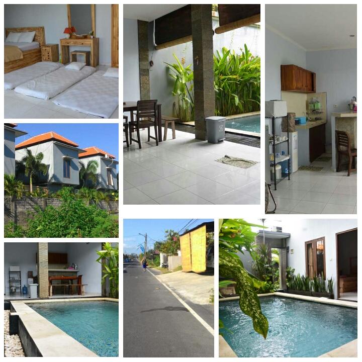 Kuta Guesthouse Homestay Untuk Keluarga Di Bali