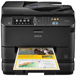 Epson WorkForce Pro WF-4640 Printer Driver Download