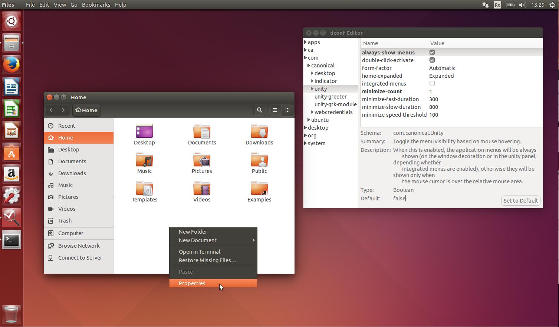 Ajuster le r tro clairage de l 39 cran sur ubuntu 14 for Photo ecran ubuntu
