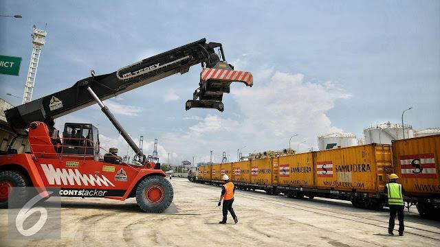 Ini Bukti Keberhasilan Jokowi Bangun Pusat Logistik Berikat di RI