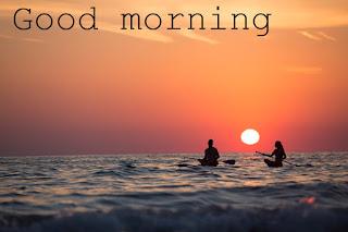 very romantic good morning image