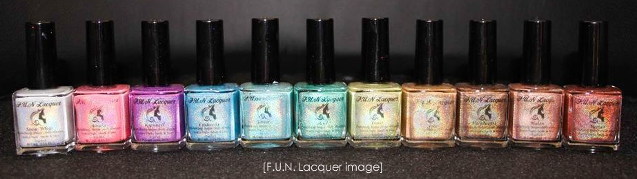 F.U.N. Lacquer Princess Collection