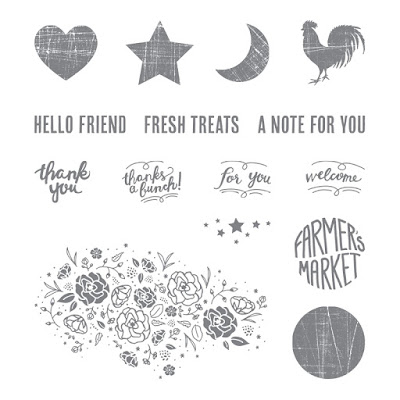 Wood Words stamp set - Perfect for all the handmade or handcooked treats you give - Get it now for the upcoming gift giving season - http://bit.ly/2fQwo73 - Simply Stamping with Narelle