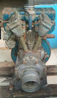BERNARD W10 1949 400cc