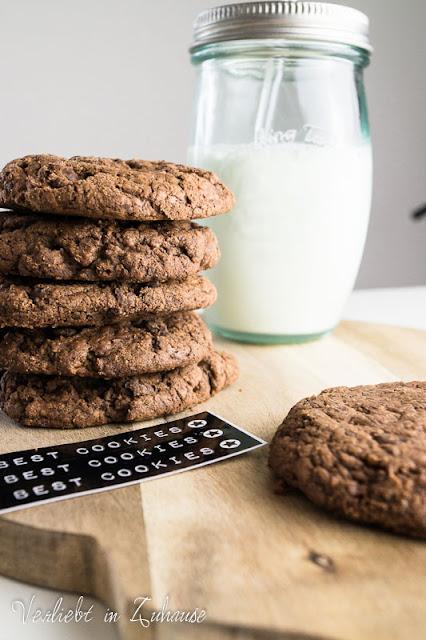 Die besten Schokoladen Cookies
