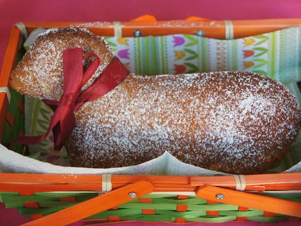 REZEPT: glutenfreies Karotten-Osterlamm