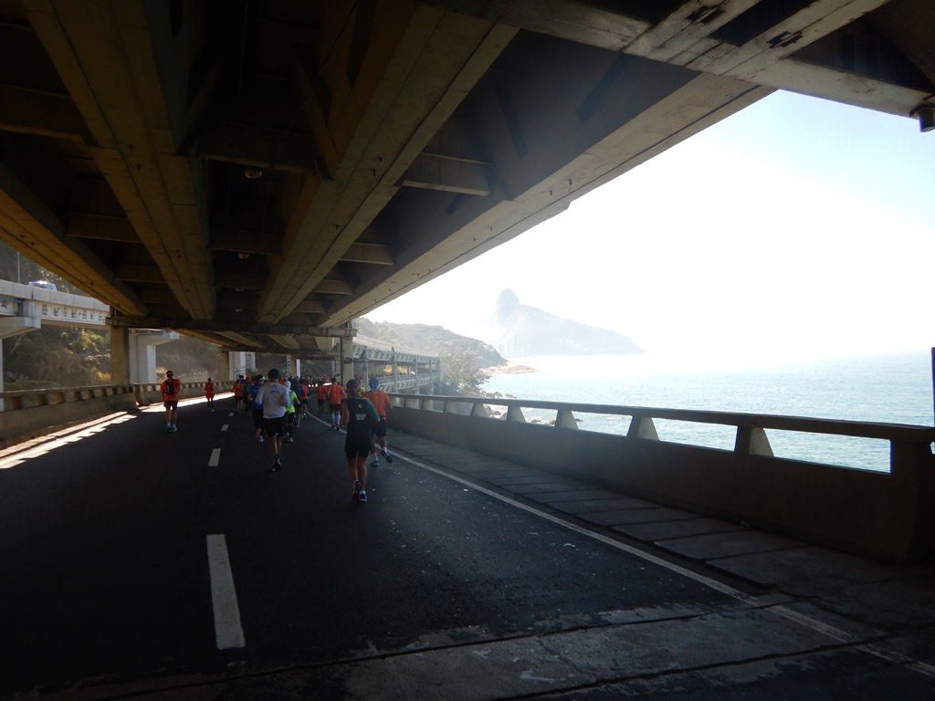 Maratona do Rio Elevado do Joá