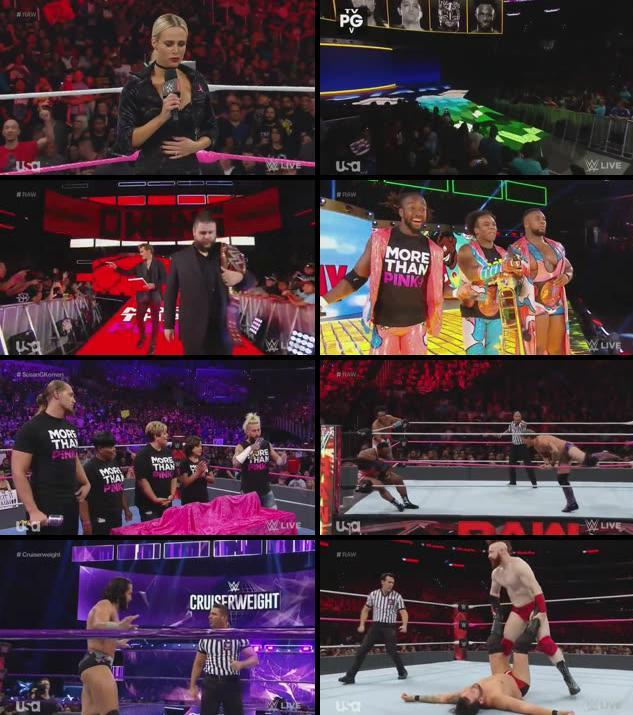 WWE Monday Night Raw 03 Oct 2016 HDTV 480p