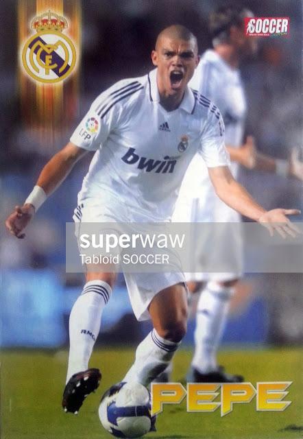 Pepe Real Madrid 2007