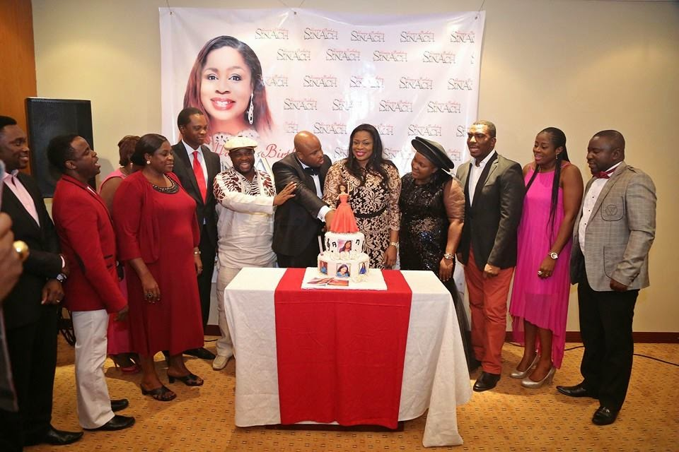 Image result for happy birthday sinach
