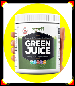 stabilizing your blood-sugar already within normal ranges with organifi green juice