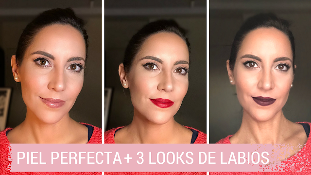 Fitness And Chicness-Video Piel Perfecta Tres Looks Labios-1