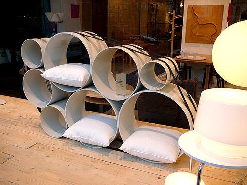 Idee casa librerie moderne modulari originali for Idee casa originali