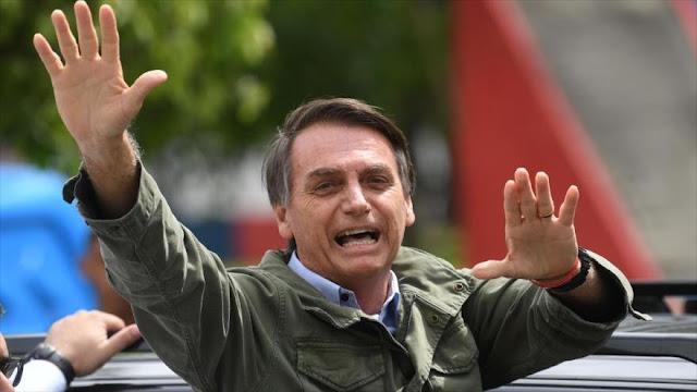 El ultraderechista Jair Bolsonaro gana las elecciones en Brasil