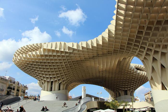 Setas Sevilla