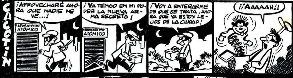 Cacotin, La Risa 2ª época nº 95