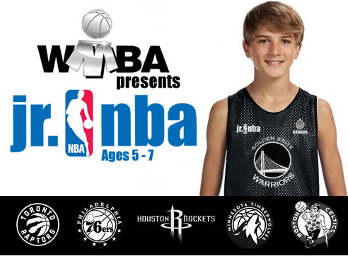 WMBA Registration Now Open For Jr NBA Winter Program For Ages 5 7