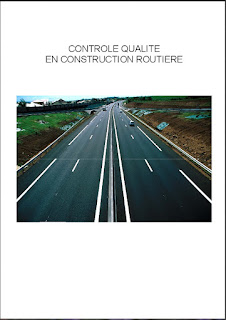 CONTROLE QUALITE EN CONSTRUCTION ROUTIERE