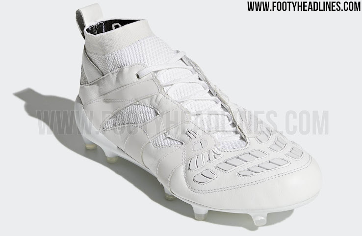 purchase cheap 59fef ba705 EXCLUSIVE Limited-Edition Whiteout Adidas Predator Accelerat