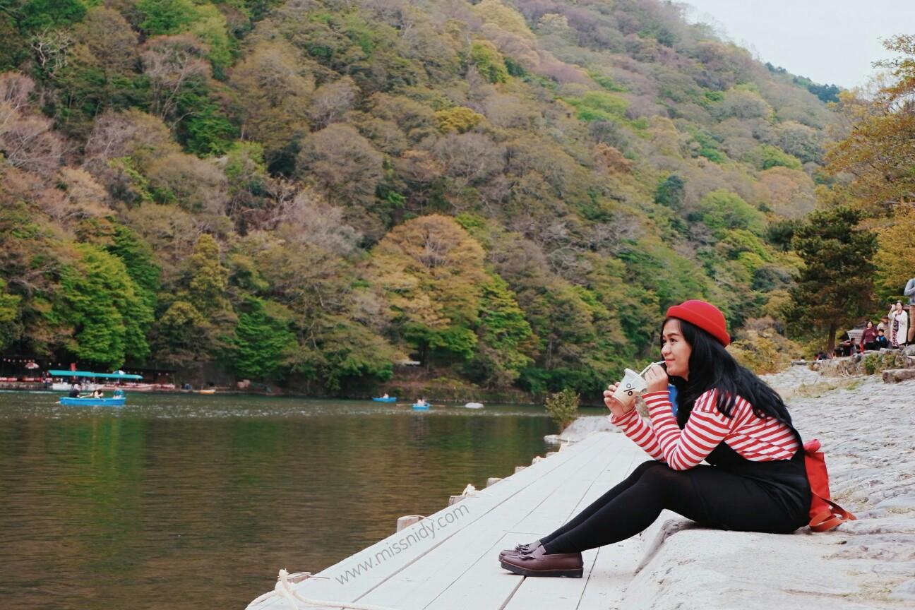 pengalaman beli %arabica coffee di kyoto japan
