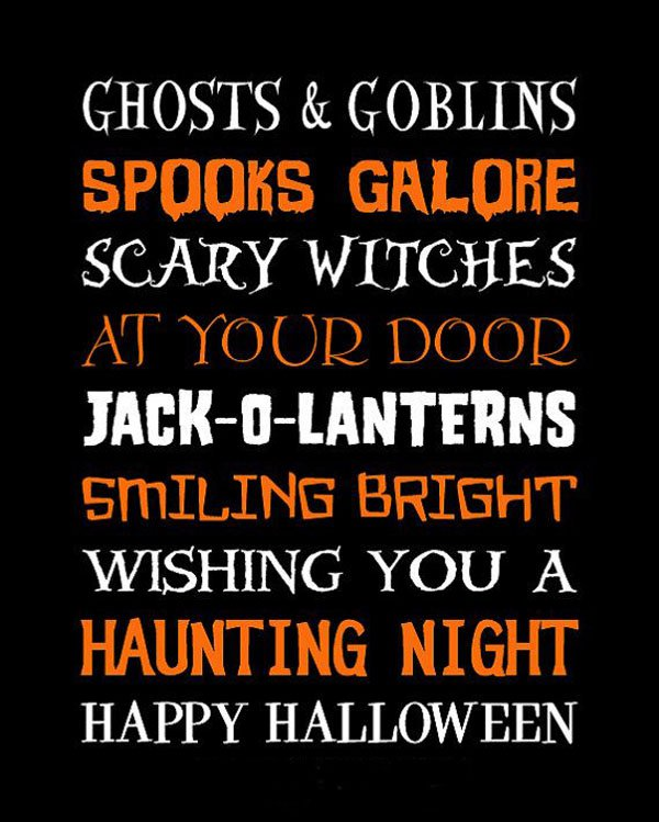 Halloween Quotes For Kids.Happy Halloween Expat With Kids