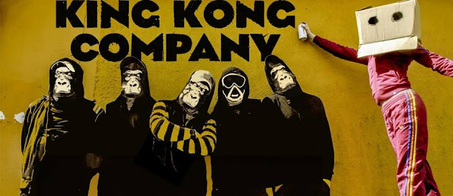 King Kong Company Scarity Dan