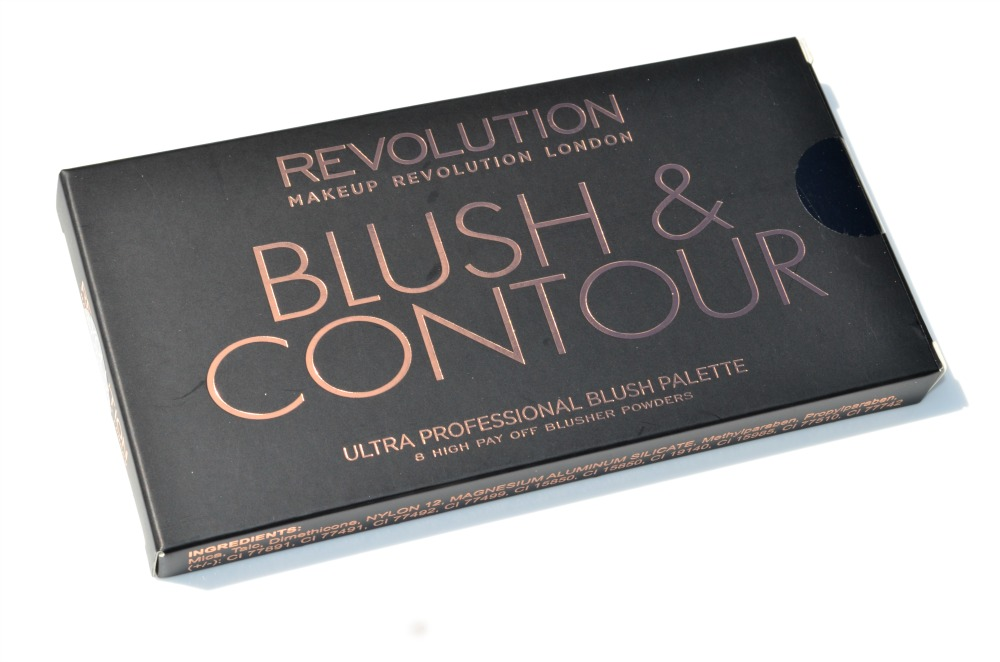 Makeup Revolution Ultra Blush and Contour Palette-Sugar and Spice
