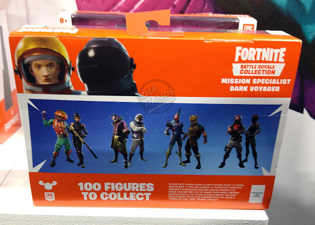 Toy Fair 2019 MOOSE Toys Fortnite Battle Royale Collection figure 2-packs
