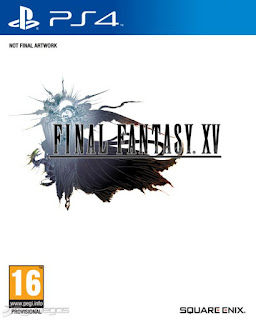 Final fantasy XV barato para ps4
