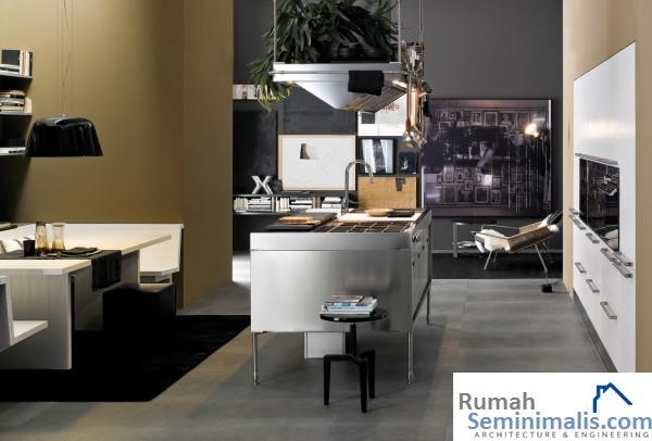 Desain Gambar Model Dapur Minimalis Modern