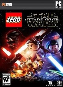 LEGO STAR WARS The Force Awakens-CODEX