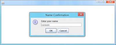 Kelas Informatika - JOptionPane pada Pemrograman Java