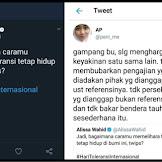 Alissa Wahid Bertanya Bagaimana Cara Menjaga Toleransi, Begini Jawaban Netizen