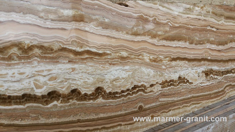 Yellow Travertine Onyx