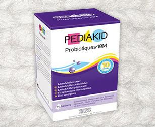 Pediakid probiotiques renforcer ses défenses immunitaires