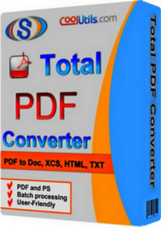 Download Total PDF Converter for PC free full version