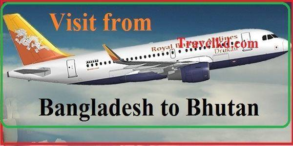 Druk Air Dhaka to Bhutan(Paro) Cheap Flight Ticket Price