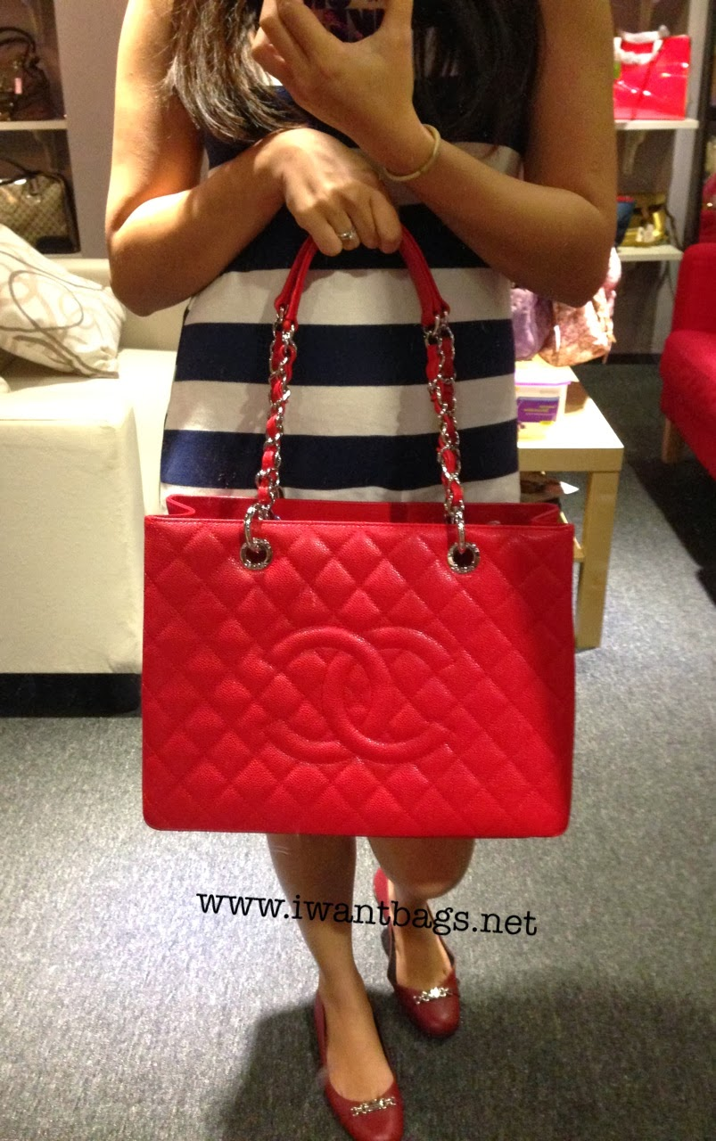 CHANEL GST (Grand Shopping Tote) : Taking Orders Now