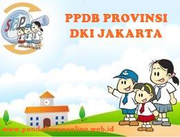Pendaftaran PPDB Online Provinsi DKI Jakarta Pendaftaran PPDB Provinsi DKI Jakarta 2019/2020