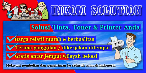 Refill Tinta Toner Termurah Jakarta Bogor Tangerang Depok Bekasi