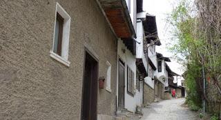 Barrio Varosha de Veliko Tarnovo.