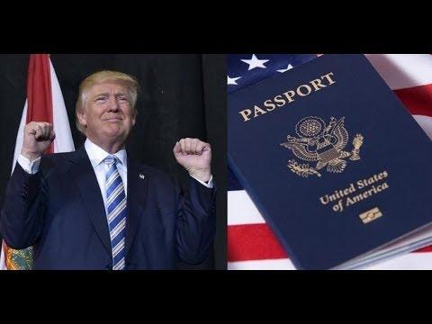 هل تنجح إدارة ترمب بإصدار قانون ينهي حلم الهجرة لأميركا